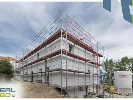 """Kurz vor Fertigstellung """"ALPENBLICK"""" 2 Raumwohnung mit Balkon und Garten! TOP 10"""