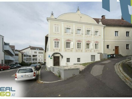 Ertragsobjekt am Fuße des Schlosses Ebelsberg!
