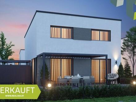 [VERKAUFT] KAPLANGASSE   Charmantes Einfamilienhaus in Holzmassivbauweise - Das Haus, das nachwächst! (HAUS 3 - V1)