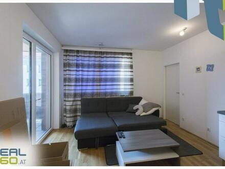 Zentrale und moderne 2-Zimmer-Wohnung mit Loggia in Linz zu vermieten!