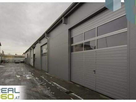 Neue Lagerboxen mit ca. 101,23m² nahe Traunerkreuzung anzumieten!!