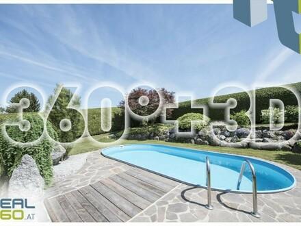 Sommer am Pool? Tolles Haus nur 15min von Linz entfernt sucht neue Besitzer!