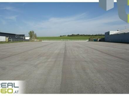 Betriebsbaugrundstück in verkehrsgünstiger Lage - Nähe Trauner Kreuzung!!