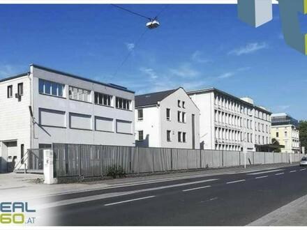 2-geschoßige Lagerhalle in der Linzer Innenstadt zu vermieten!