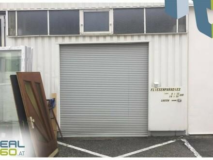 Lagerhalle in Linz-Pasching zu vermieten!