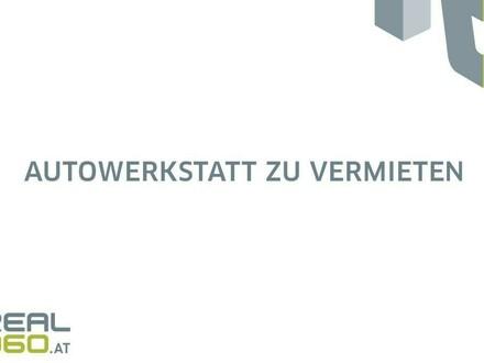 RARITÄT!!!Genehmigte Autowerkstatt in Leonding zu vermieten!!!!