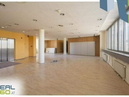 Ideale Büroflächen mit ca. 376,66m² in Linz zu vermieten oder zu verkaufen!