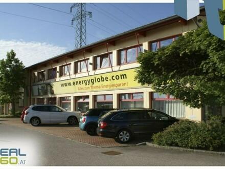 Aufteilung nach Mieterwunsch! Büroflächen in Gmunden zu vermieten!