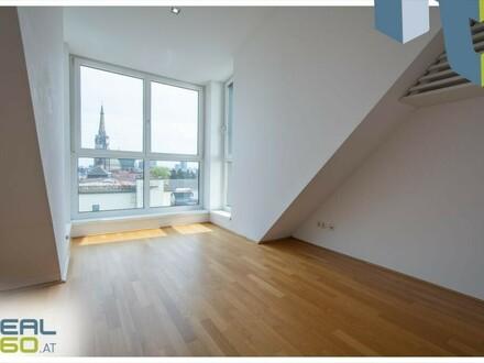 Dachgeschosswohnung in TOP-Zustand am Fuße des Linzer Schlossbergs!