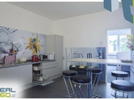 Helle und moderne Büroflächen mit optimaler Raumaufteilung in Linz-Urfahr zu vermieten!