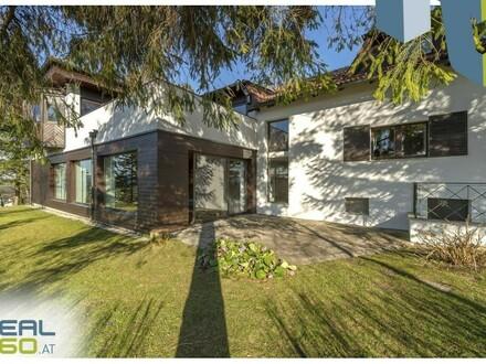 PROVISIONSFREI - Landsitz mit Weitblick. Zwei Häuser ein Objekt!