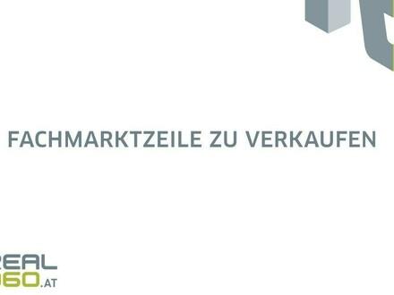 Anlageobjekt - Fachmarktzeile nahe Gmunden zu verkaufen!