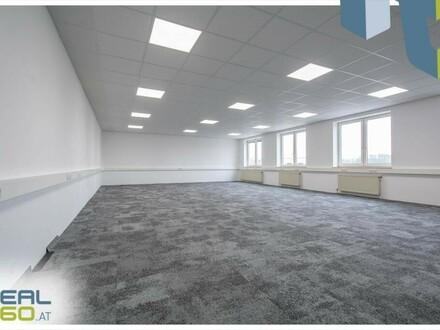 Saniertes Betriebsobjekt mit Halle, Büroflächen und LKW-Abstellflächen in Hörsching zu vermieten!