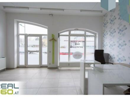 Provisionsfrei - Tolle Geschäftsfläche mit großzügiger Auslagefläche in Zentrumslage von Wels zu verkaufen!