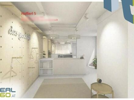 Moderne Geschäftsfläche in komplett saniertem Gebäude unweit der Linzer Landstraße zu verkaufen!