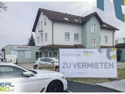 Im Zentrum von Marchtrenk - Multifunktionales Gewerbeobjekt zu vermieten!!!