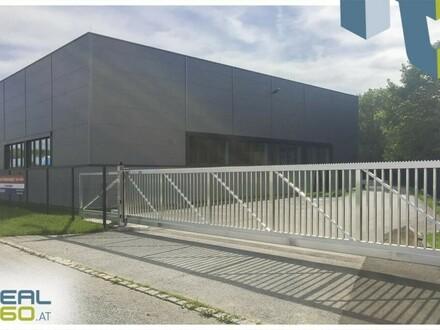 Beheizte Lagerhalle mit Büro und asphaltierter Manipulationsfläche in Linz-Pichling! Objekt 13!!