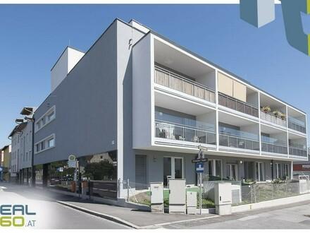 Ideale 2 Zimmer Wohnung mit großer Loggia in Linz-Urfahr