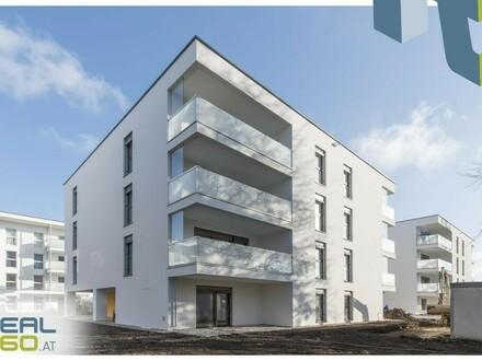 SOLARIS AM TABOR - Förderbare Neubau-Eigentumswohnungen im Stadtkern von Steyr zu verkaufen! - PROVISIONSFREI (Top 19)