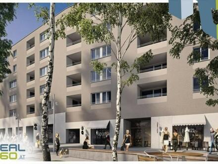 NEUBAU - Geschäftsfläche in Fachmarktzeile in Linz-Süd/Oed zu vermieten!