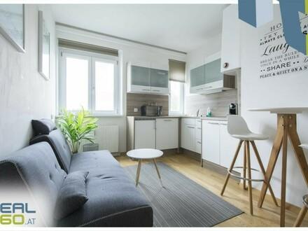 Einziehen und Wohlfühlen - Modern eingerichtete 2-Zimmer-Wohnung im Zentrum zu vermieten!