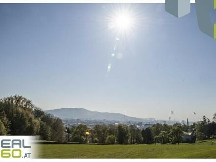 Aussichtslage am Pöstlingberg - Grundstück mit Linzblick zu verkaufen!!