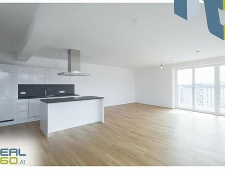 Helligkeit & Offenheit - Wohnung mit RIESIGEM Wohn/Esszimmer und großem Balkon zu vermieten!