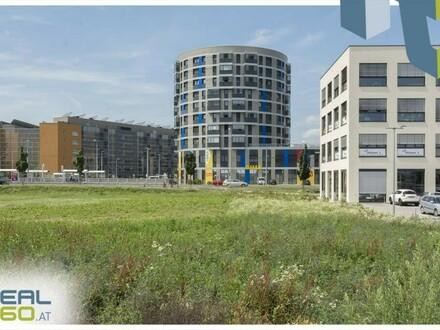 Neubaubüro in Hochfrequenzlage von Linz-Leonding!