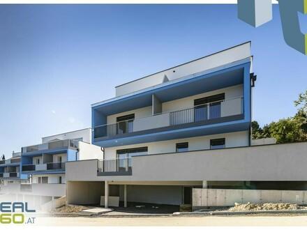 JETZT EINZIEHEN / 4-Zimmer-Neubaumaisonette mit Balkon und Dachterrasse!