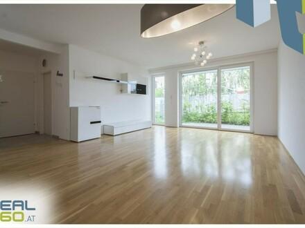 2-Zimmer-Gartenwohnung mit perfektem Grundriss in Wohnanlage zu vermieten!