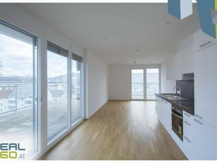 Elegante 4-Zimmer-Wohnung mit 2 Bädern in Linz zu vermieten! (WG geeignet)