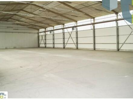 Zentrum von Linz - Lagerfläche mit ca. 1500 m² zu vermieten!