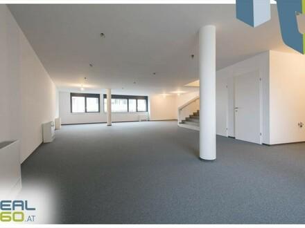 Direkte Autobahnanbindung - Flexible Gestaltung - Neubau Büro in super Lage!