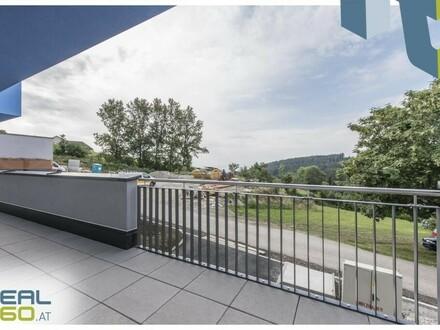 Großzügige Neubauwohnung Projekt ALPENBLICK | Terrasse 50m² + Grünfläche 30m²