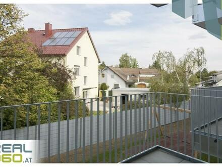 NEUBAU - perfekt aufgeteilte 2-Zimmer Wohnung mit tollem Balkon- ERSTBEZUG!!