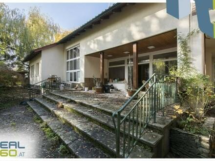 Renovierungsbedürftiges Einfamilienhaus in Ansfelden zu vermieten!
