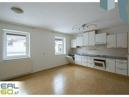 Schöne und große Erdgschoßwohnung in ruhiger Grünlage mit 2 Schlafzimmer!