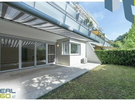 Tolle 4-Zimmer Familienwohnung mit hochwertiger Küche, Eigengarten und Klimaanlage