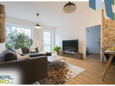 Südlich ausgerichtete 3- Zimmerwohnung mit Eigengarten!