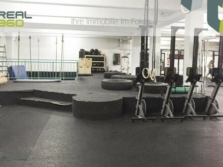 Fitnessstudio/Vereinslokal!