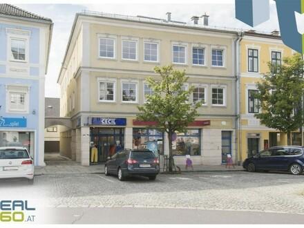 Bürofläche ab sofort in Rohrbach zu vermieten! Räume veränderbar! (PROVISIONSFREI)