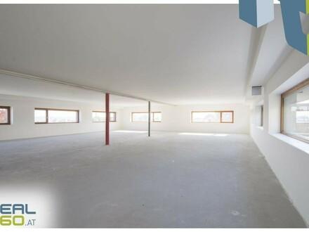 Repräsentative und helle Büroflächen in Steyr mit unbefristetem Mietverhätnis!