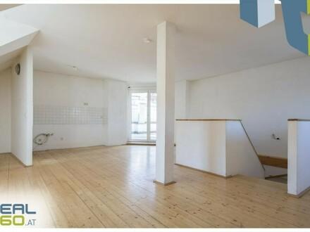 Wohnhit: 3 Schlafzimmer, riesen Wohnzimmer und Dachterrassenmitbenutzung - perfekt als WG!