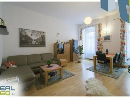 3-Zimmer-Wohnung mit Küche und hofseitigem Balkon zu vermieten!