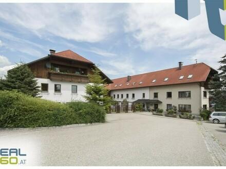 Optimal aufgeteilte Wohnung in ruhiger Grünlage mit 2 Schlafzimmer!!