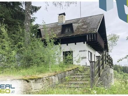 "Optimal gelegenes ""Bastlerhaus"" in Sandl zu verkaufen!"
