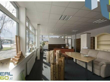 Tolle Bürofläche in zentraler Linzer Lage (Hafen) zu vermieten!