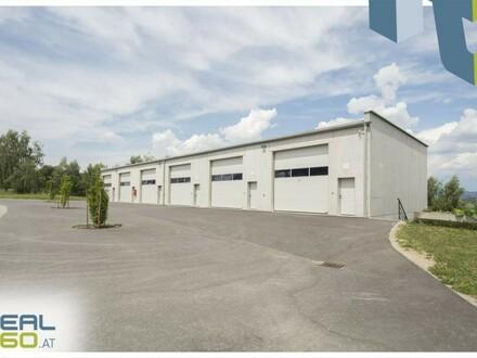 Garage/Werkstatt auch für LKW oder Wohnwagen - Idealer Lagerplatz!!