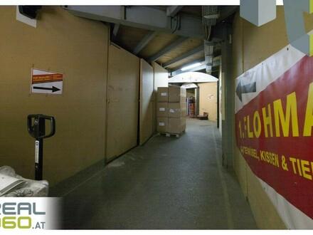 Kaltlagerfläche mit Rampe und Rolltor - Provisionsfrei für den Mieter!