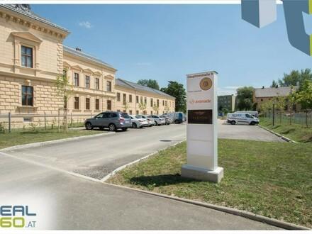 2-Zimmer-Wohnung in revitalisiertem Palais aus dem 19. Jahrhundert!
